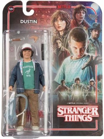 "McFarlane Toys Stranger Things Dustin 7"" Action Figure"